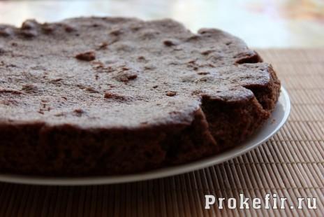 Манник с какао на кефире без муки стретч: фото 464кс310