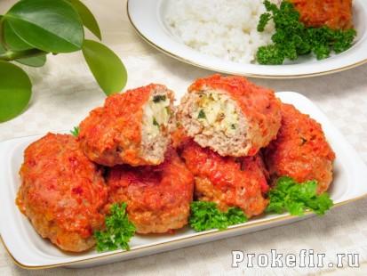 Зразы мясные с яйцом в духовке с подливкой стретч: фото 413кс310