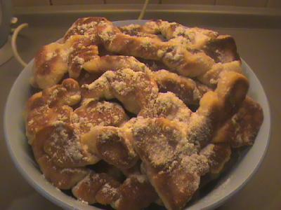 Рецепт как приготовить хворост на кефире
