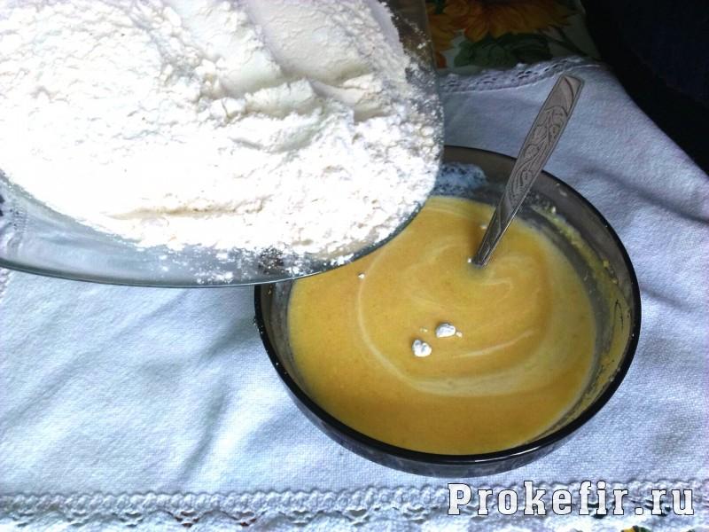 Английское печенье на кефире: фото 4
