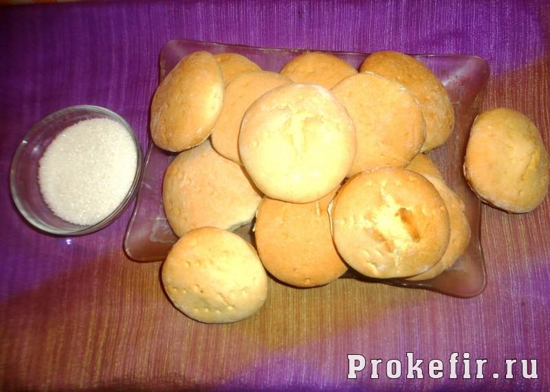 Английское печенье на кефире: фото 9