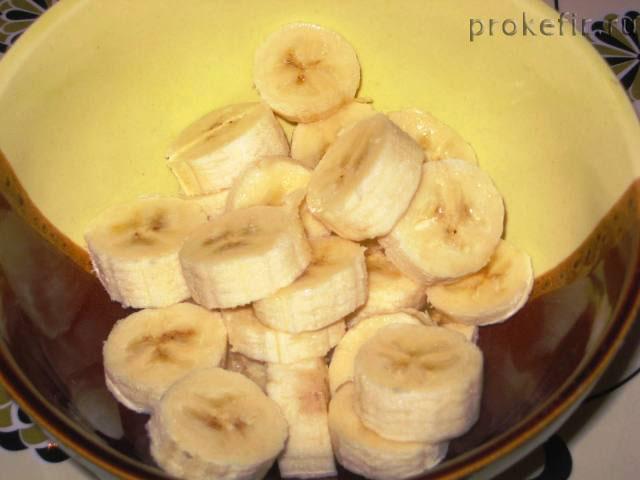 Бананы для крема