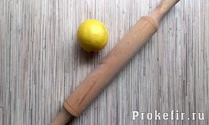 Басбуса арабский манник на кефире: фото 8