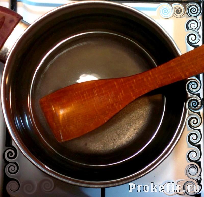 Бисквит для торта на кефире: фото 6