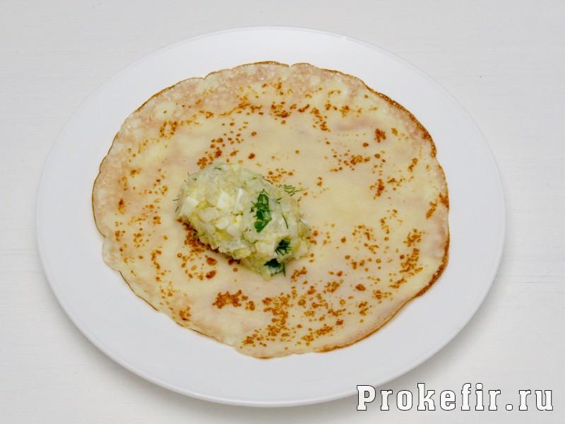 Рис с яйцом пошагово с
