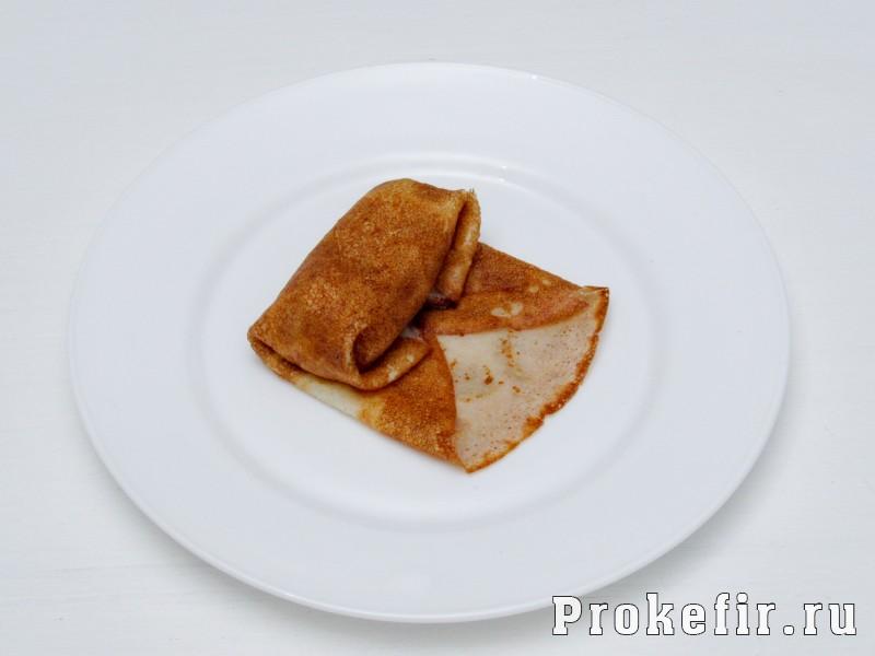 Блинчики с рисом и яйцом и луком на кефире: фото 9