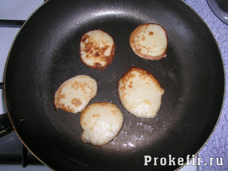 Блины из банана и яиц без муки на кефире: фото 11