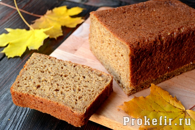 Ржаной хлеб рецепты с фото пошагово