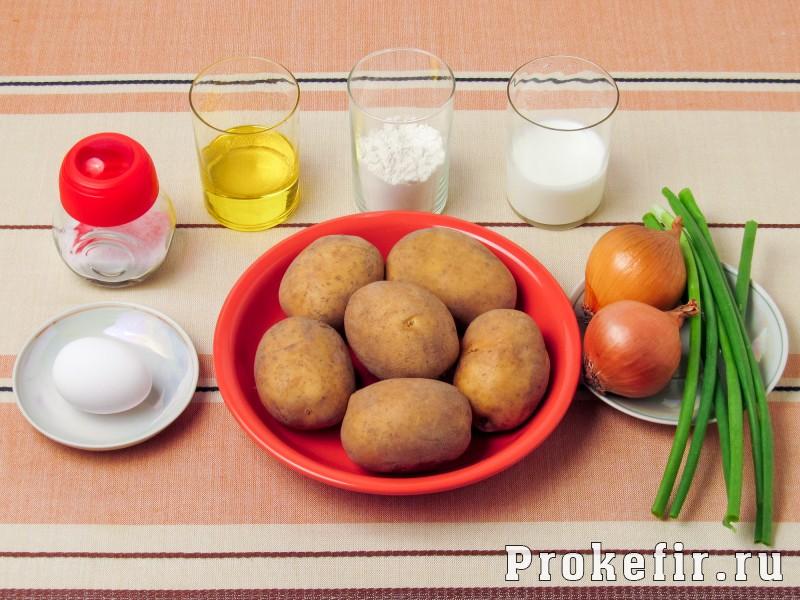 Драники картофельные рецепт классический: фото 1