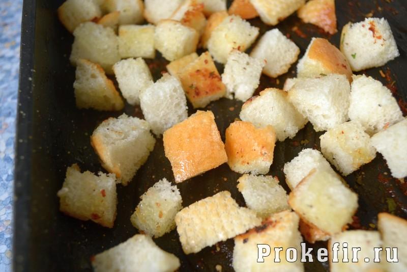 Греческий салат рецепт классический с пекинской капустой и сухариками: фото 4