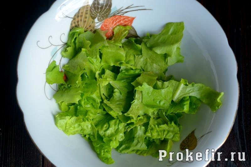 Греческий салат рецепт с фетаксой: фото 2