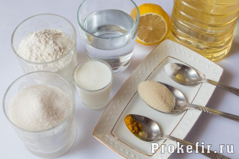 рецепт приготовления джалеби