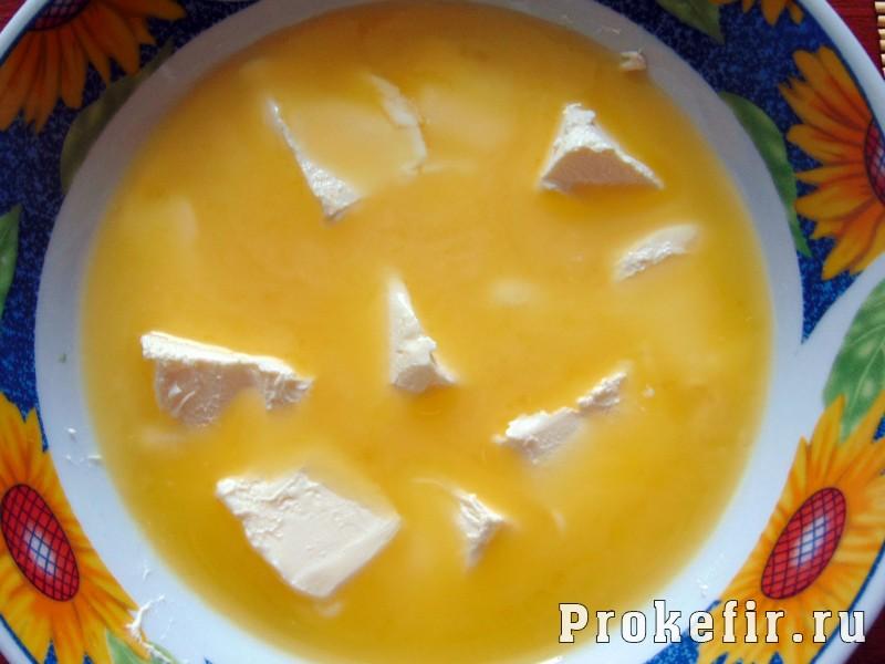 Кексы с цукатами на кефире: фото 3