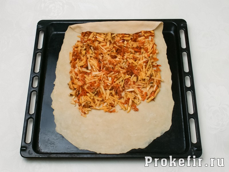 Ханум рецепт с пошаговым в духовке