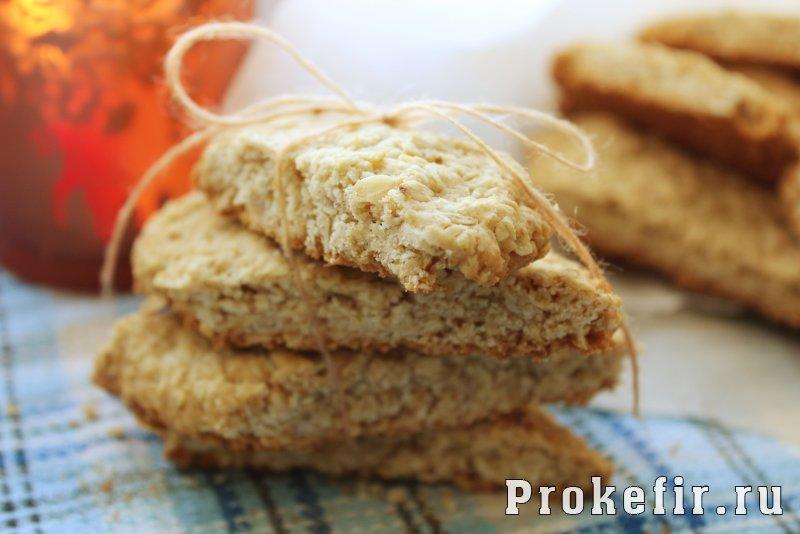 Хаврекакур шведское овсяное печенье рецепт на кефире