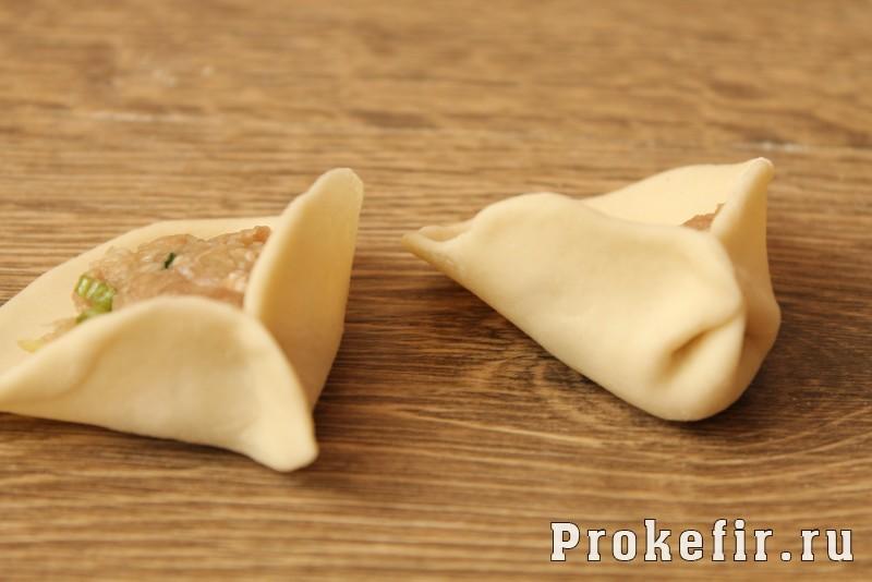 Китайские пельмени цзяоцзы: фото 15