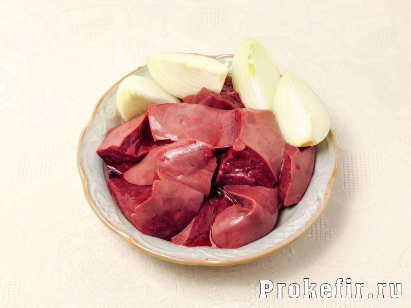 Котлеты из свиной печени с картошкой на кефире: фото 4