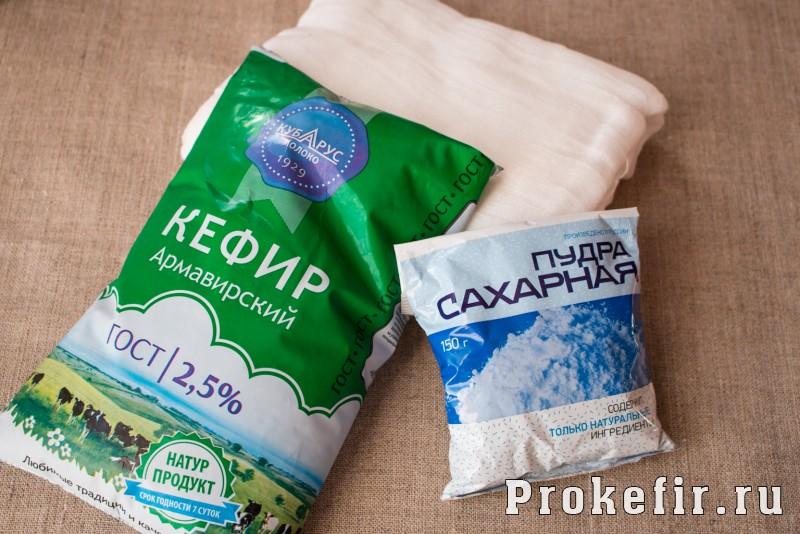 Крем чиз рецепт на кефире для торта и капкейков: фото 1