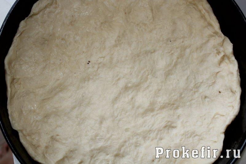 Лимонный пирог из песочного теста с меренгой на кефире: фото 13