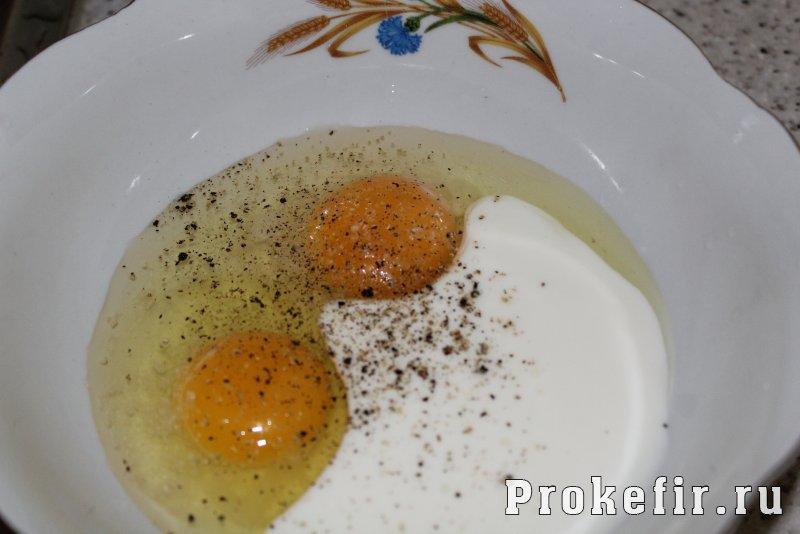 Минтай в кляре на сковороде рецепт на кефире: фото 3