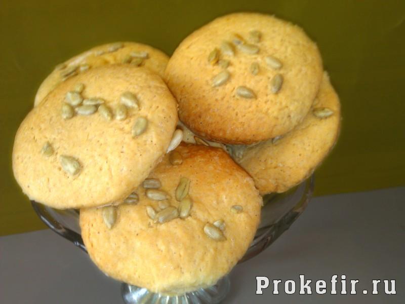 Мягкое песочное печенье на кефире: фото 11