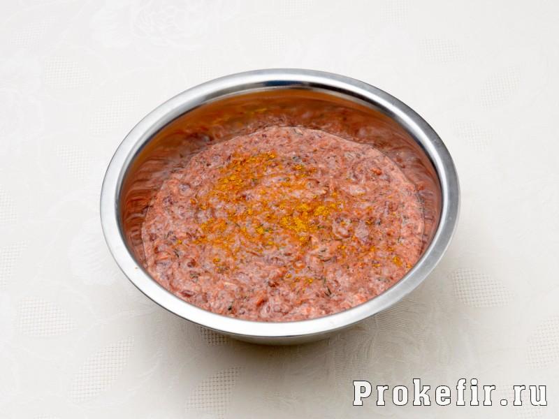 Оладьи из печени говяжьей с морковью: фото 3