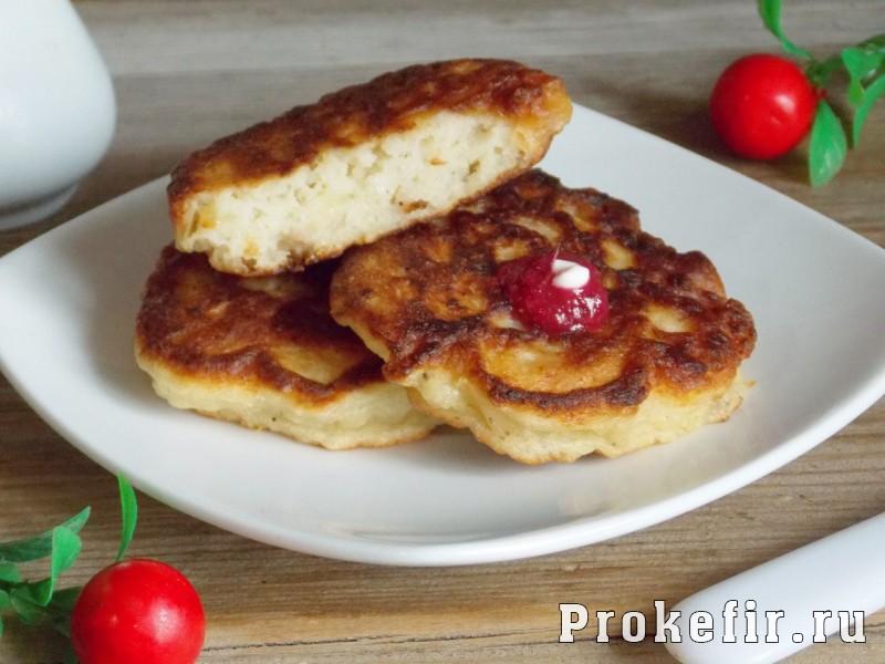 Оладьи на кефире с фаршем пышные - рецепт с фото пошагово 25