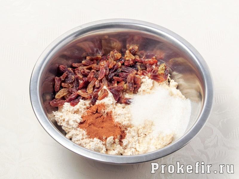 Овсяное печенье из геркулеса рецепт без муки яиц и масла на кефире: фото 4