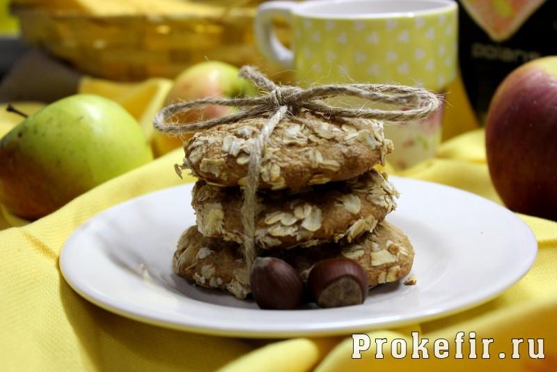 Печенье овсяное домашнее рецепт классический