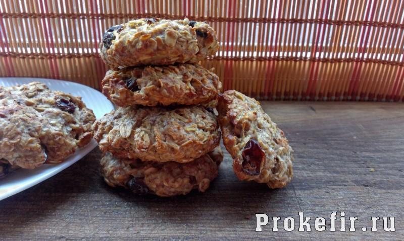 Рецепты вкусного, простого и быстрого печенья на кефире