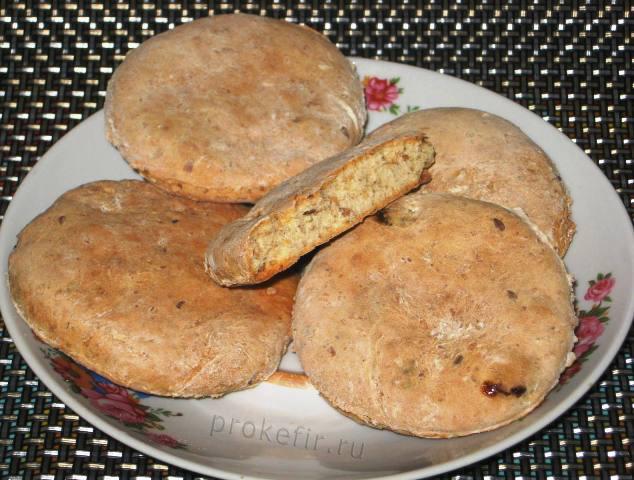рецепт простого печенья на кефире