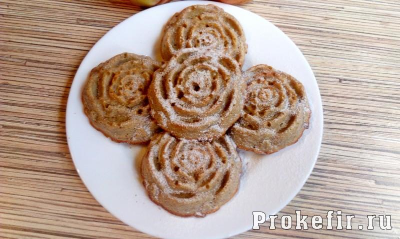 Овсяные кексы без муки и сахара: фото 7