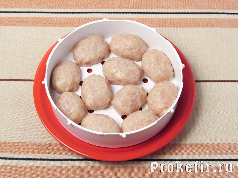 Рецепт котлет из индейки для детей от года