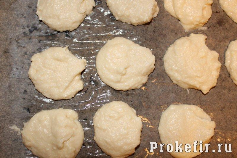 Печенье из рисовой муки рецепт на кефире: фото 8