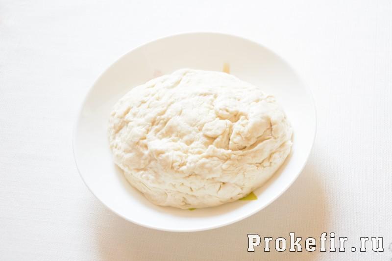 Печенье на сковороде на скорую руку на кефире: фото 4