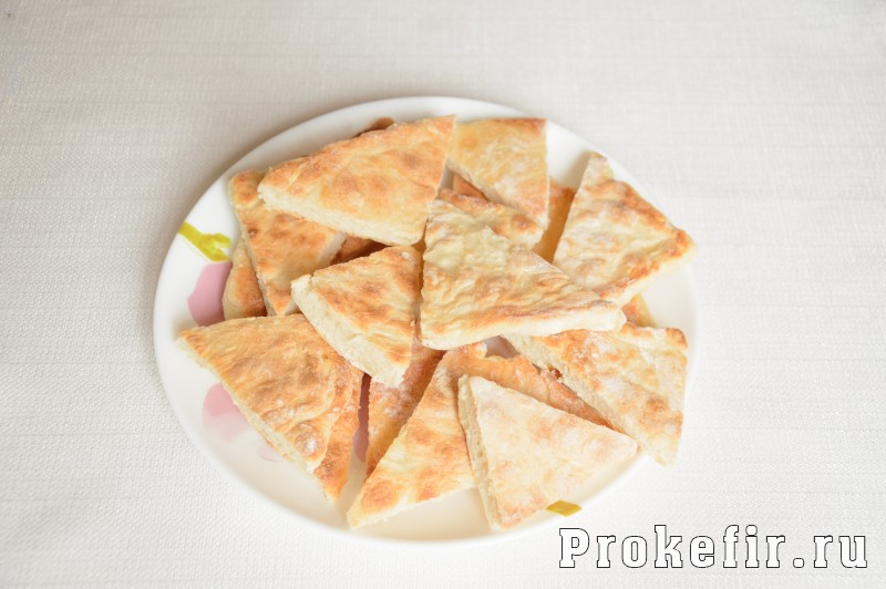 Печенье на сковороде на скорую руку на кефире: фото 7