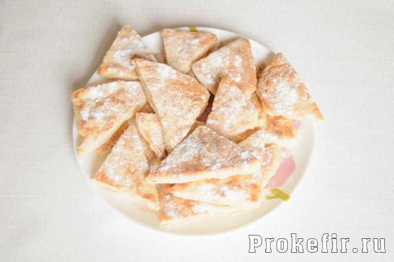 Печенье на сковороде на скорую руку на кефире: фото 8