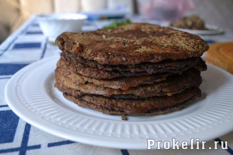 предпочтение средству блины из печени говяжьей рецепт с фото рецепт