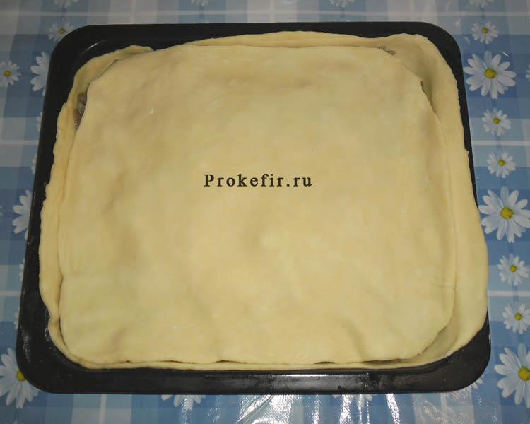 Печеночныи пирог на кефире: фото 18