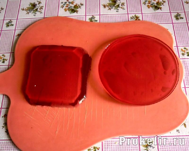 Рецепт песочного пирога с желе из кефира: фото 16