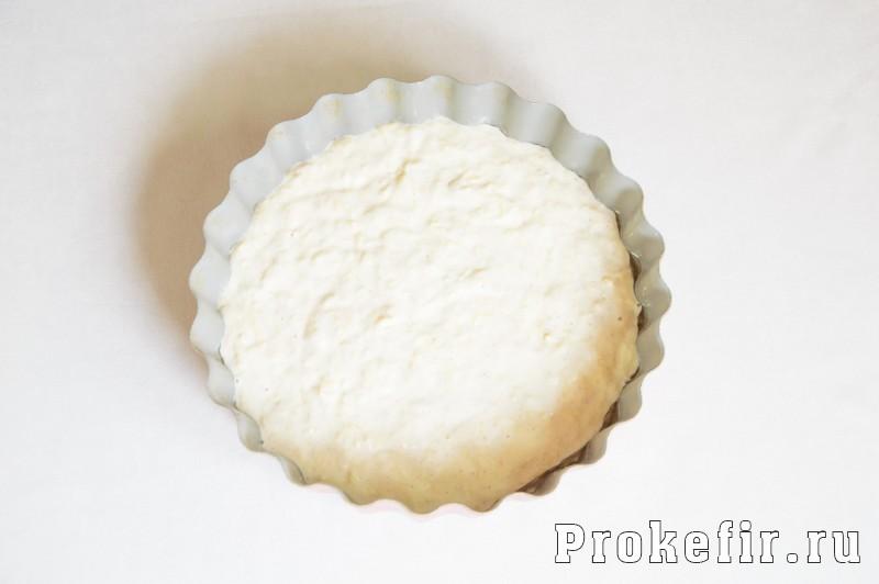 Пирог с тыквой и корицей на кефире в духовке: фото 7