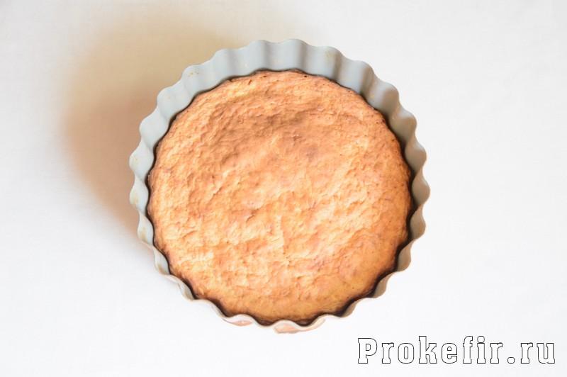 Пирог с тыквой и корицей на кефире в духовке: фото 9