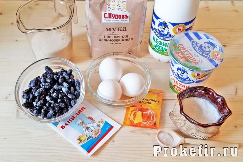 Рецепт бисквитного торта с сметанным кремом в домашних условиях 63