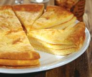 Осетинский пирог на кефире с сыром