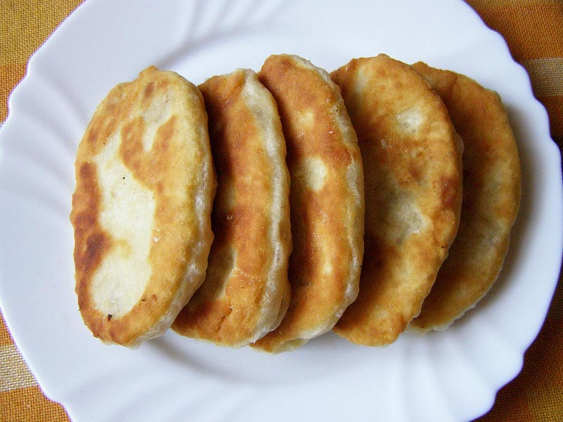 пирожки с капустой жареные в масле рецепты с фото