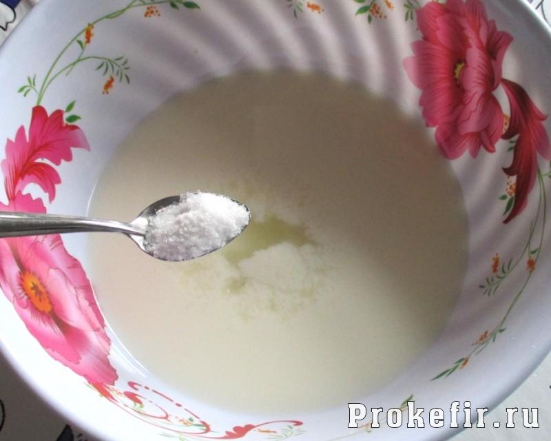 Пирожки пряные на кефире с картошкой карри и тмином: фото 3