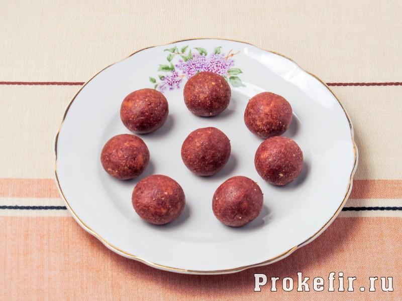 Пирожное картошка рецепт из печеня и сгущенки: фото 6