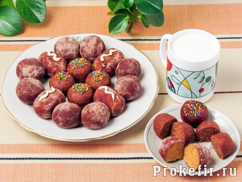 Пирожное картошка рецепт из печеня и сгущенки