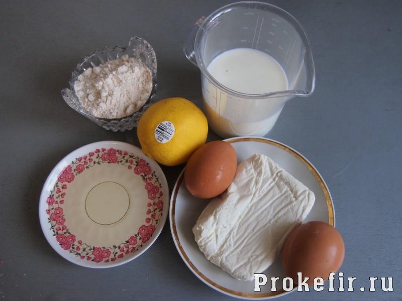 Праздничные оладьи с лимоном и медом: фото 1