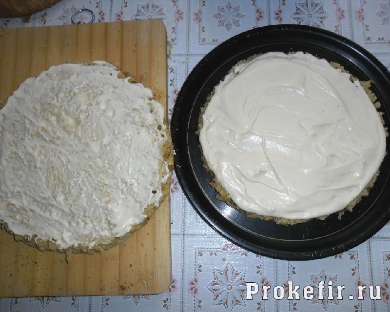 Рецепт простого торта: Шаг 10